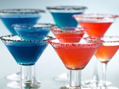 Patriotic Margaritas Recipe by Betty Crocker Recipes, via Flickr