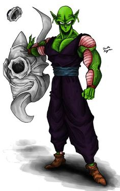 Piccolo by TimothyJamesF on DeviantArt
