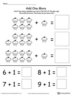 Writing And Solving Equations Worksheet Adding Numbers With Flowers  Sums To   Printable Maths  Compare And Order Fractions And Decimals Worksheets Excel with Contraction Worksheets Free Word Free Add One More Cupcake Addition Worksheet Learning Addition By  Adding Native American Worksheets Excel