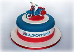 Quadrophenia Cake by donna_makes_cakes, via Flickr