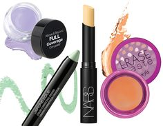 Find the best concealer for your under-eye circles.