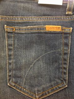 What do you carry around in your classic Joe's denim pocket? Hopefully a $1k gift card for more Joe's! Enter now! #belk125