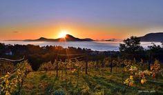 22179686_770357223143753_6267817919816423945_o.jpg (1600×942) Októberi napkelte a Szent György-hegyen, a Lengyel kápolnánál