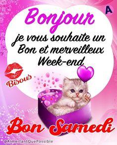 Bon Weekend, Facebook, Good Night, Good Morning Happy Saturday, Beautiful Christmas Pictures, Wish, Lyrics