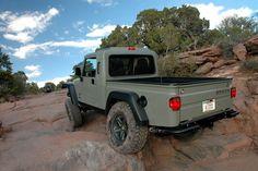 JK Brute Porcupine Rim Trail - Moab, UT
