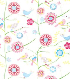 Home Decor Print Fabric-Eaton Square Draw  Parfait