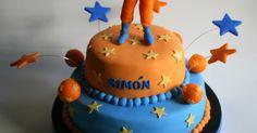 Resultado de imagen para dragon ball z cakes