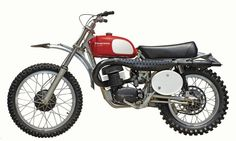 The Husqvarna 400 Cross– The bike Steve McQueen made an overnight legend, and highly collectible.