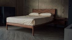 Hoxton Handmade Bed | Special Edition | Natural Bed Company Timber Beds, Wood Beds, Japanese Platform Bed, Bed Company, Bed Slats, Under Bed, Furniture Companies, Solid Wood, Contemporary