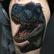 Risultati immagini per dino tattoos