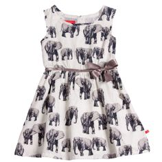 Tunics & Dresses : dancing dress elephant