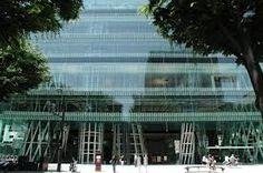 Mediatheque Building, Sendai, Japan (Toyo Ito)