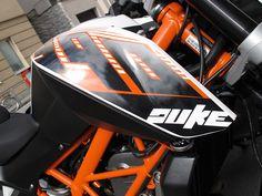 New Bikes: KTM 390 Duke