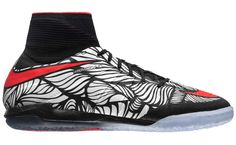 Nike HypervenomX Proximo IC NJR Mens Soccer Shoes Black White 820118 061 Neymar #Nike #Tennis