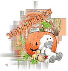 Images Tatty Teddy - Halloween