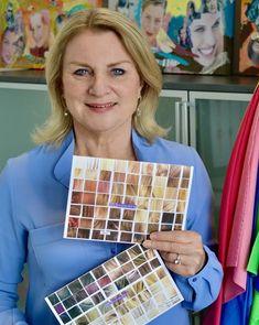 Online kleuradvies- kleurenanalyse | Style Consulting Seasonal Color Analysis, Season Colors, Seasons, Hair Colors, Om, Style, Swag, Seasons Of The Year, Haircolor