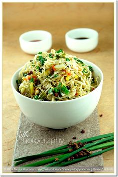 What's For Lunch, Honey?: Szechwan Pepper and Ginger Sprouts