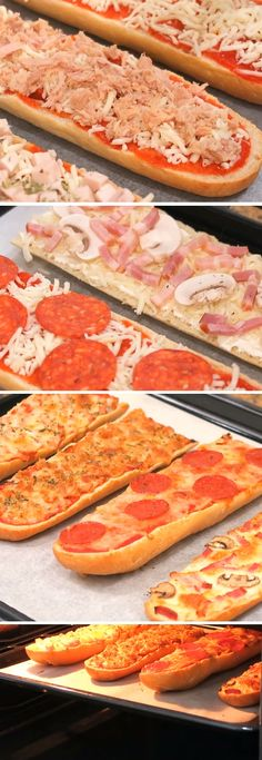 Snack Recipes, Cooking Recipes, Healthy Recipes, Snacks, Tapas, Pizza Flavors, Good Food, Yummy Food, Easy Weeknight Meals