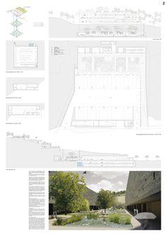 Jardín Urbano de Onsitestudio en  Matera, Italia