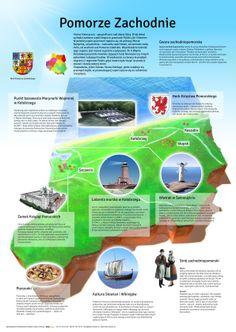REGIONY KULTUROWE POLSKI Montessori, Poland, Education, School, Geography, Onderwijs, Learning