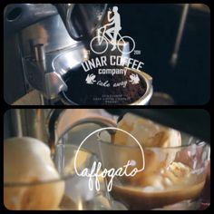 Best Affogato in Hong Kong. Good job Unar Coffee Company at Tai Hang HK!!