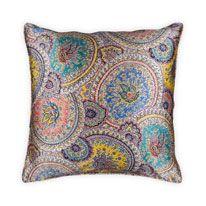 Zara Multi Paisley Cushion