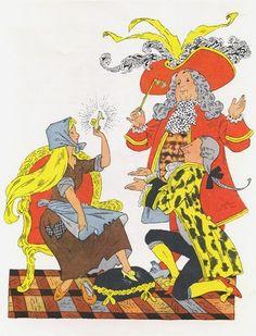 русские художники иллюстраторы к русским народным сказкам