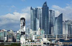 Asia's Tallest Mural