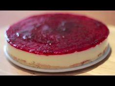▶ Tarta de Queso Philadelphia (Sin Horno - Súper Fácil) - YouTube