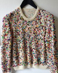 ✔️ #knitwear #laerkebagger