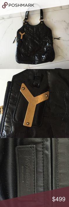 Spotted while shopping on Poshmark: YSL Vintage Tribute Tote - SALE! #poshmark #fashion #shopping #style #Yves Saint Laurent #Handbags