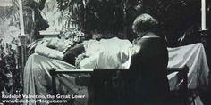 Celebrity Funerals>Rudolph Valentino