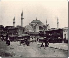 Ayasofya - 1855 / İstanbul