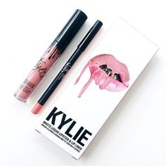 KoKo K - Lip Kit by Kylie Cosmetics NEW Matte liquid lipstick and lip liner in KoKo K by Kylie Cosmetics! Never opened, brand new. (Will include make up bag of your choice with purchase.) NO trade offers, please. Skin Makeup, Makeup Lipstick, Makeup Cosmetics, Liquid Lipstick, Lipsticks, Makeup Brushes, Iman Cosmetics, Mac Brushes, Makeup Products