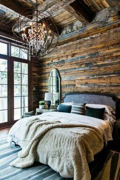 Scroll through. Great cabin decor!