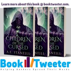 Children Of The Cursed by A.E. Stanfill in the BookTweeter bookstore.