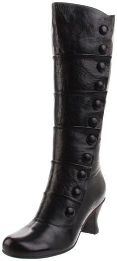 Miz Mooz Women's Amelia Knee-High Boot - designer shoes, handbags, jewelry, watches, and fashion accessories | endless.com
