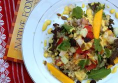 Native Foods - Aztec Salad