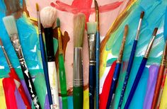 Terrific blog for Art ideas- not a homeschool specific blog but one I refer to often.