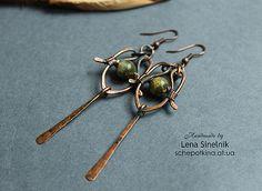 Craft & life - kulonchik and earrings