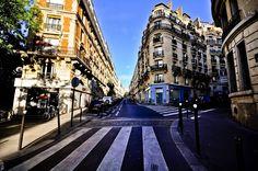 Rue Lamarck, Paris  La rue Lamarck est une voie située dans le 18e arrondissement de Paris, en France.