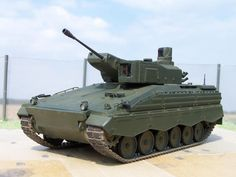 TRACK-LINK / Gallery / Spz Marder Lance Turret Test Vehicle