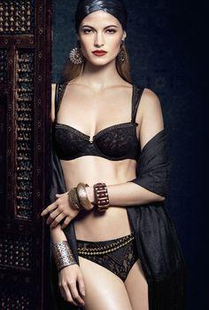 Femmes: Vêtements Porte Jartelles Antinea De Lise Charmel Neuf Taille 1 Less Expensive Pyjamas, Nuisettes