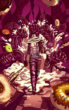 This Character Is Simply Gold Katakuri One Piece wallpaper android mobile, One Piece Monkey D Luffy Vs Charlotte Katakuri Hd -- -- this Manga Anime, Me Anime, One Piece Fanart, One Piece Anime, Anime Zone, Big Mom Pirates, One Piece Drawing, One Piece Pictures, Estilo Anime
