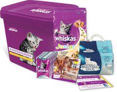Gratis - Whiskas pakket