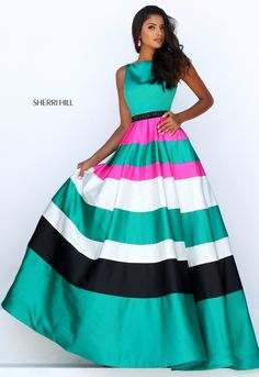 Style 50332 -             Sherri Hill