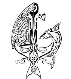 maori anchor tattoo - Recherche Google