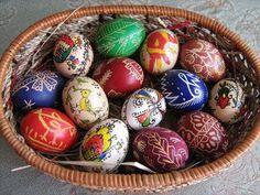 Image result for bulgarian easter eggs