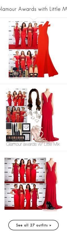 """""""Glamour Awards with Little Mix"""" by little-mix-are-babes ❤ liked on Polyvore featuring Antonio Berardi, Christian Louboutin, Pupa, Forever 21, Jovani, Carvela, Topshop, NARS Cosmetics, Avon and mix-style"""
