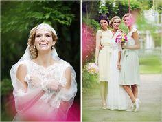 pastel bridesmaid dresses